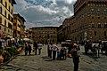 Firenze - Florence - Piazza della Signoria - View East.jpg