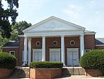 First Church of Christ Scientist (Silver Spring, Maryland) 2013.JPG