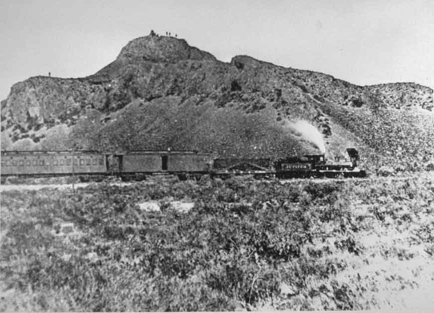 First Transcontinental Rail