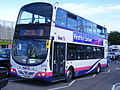 First West Yorkshire (Leeds) Olympic games Thurrock Park & Ride service 14 (7706051966).jpg