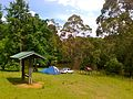 Firth Park Campground overlooking lake, Wombat State Forest - panoramio.jpg