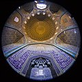 "Fisheye lenses - Canon 8-15 ""Sheikh Lotfollah Mosque"" لنز فیش آی (چشم ماهی) 8-21 کانن، مسجد شیخ لطف الله اصفهان.jpg"
