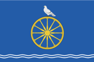 Alexeyevsky District, Moscow - Image: Flag of Alekseevskoe (municipality in Moscow)