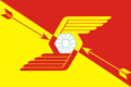 Flag of Bologoe (Tver oblast).png