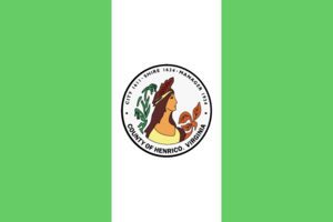 Glen Allen, Virginia - Image: Flag of Henrico County, Virginia