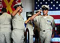 Flickr - Official U.S. Navy Imagery - A new chief is welcomed to the Chief's Mess..jpg