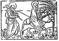 Flight into Egypt, 1472, from Meditations of Torrecremata.jpg