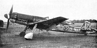 Focke-Wulf Ta 152 - Image: Focke Wulf Ta 152