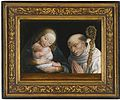 Follower of Master of Magdalene Legend - Virgin and Child with Saint Bernard of Clairvaux.jpg