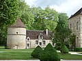 Fontenay Abbey - The Dovecote and the Kennels (35023767743).jpg