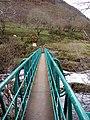 Footbridge at Rheidol Falls - geograph.org.uk - 1052587.jpg