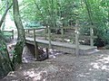 Footbridge for the Weald Way - geograph.org.uk - 215299.jpg