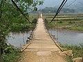 Footbridge in Vietnam - panoramio.jpg