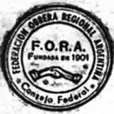 Image illustrative de l'article Fédération ouvrière régionale argentine