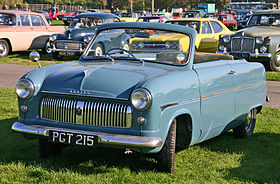 Ford Consul MkI convertible front.jpg