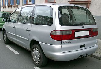 Ford Galaxy - Galaxy Mk I (1995−2000)