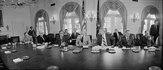 History of the United States National Security Council 1974–77 - President Ford with the National Security Council