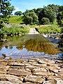 Ford crossing at Perterburn - geograph.org.uk - 1138371.jpg