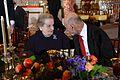 Former Secretary Albright Speaks With Afghan President Ghani at a Dinner Hosted by Secretary Kerry.jpg