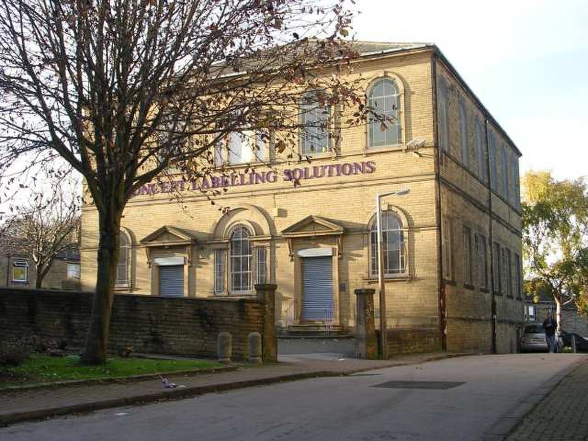 Former Sunday School - Bakes Street - geograph.org.uk - 603476.jpg