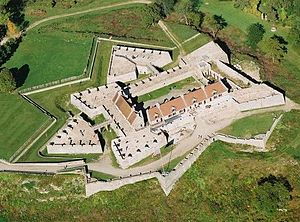 Fort Ticonderoga NY @ Ticonderoga | New York | United States