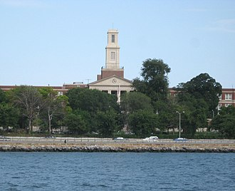 Fort Hamilton High School - From the Bay