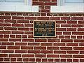 Fort White School Hist Dist marker01.jpg