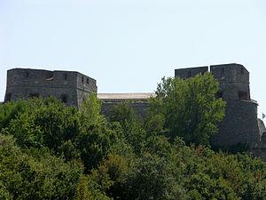 Forte Santa Tecla front