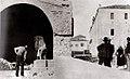 Fotografia della Demolizione di Porta Pusterla.jpg