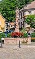 Fountain at Place de la Republique in Ribeauville 03.jpg