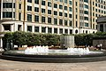 Fountain in Cabot Place, Canary Wharf - geograph.org.uk - 1472977.jpg
