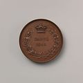 Fourth Form of the Afghanistan Medal, 1842 MET DP-180-207.jpg