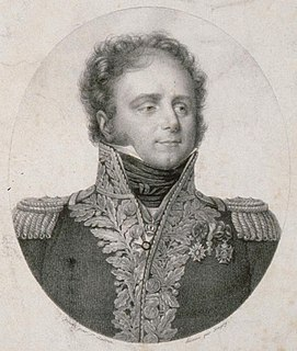 Sigismond Frédéric de Berckheim French soldier, politician and officer