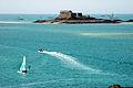 France Bretagne Ille-et-Vilaine Dinard Fort Harbour 04.jpg