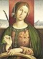 Francesco da Cotignola - De heilige Catharina van Alexandrië.jpg