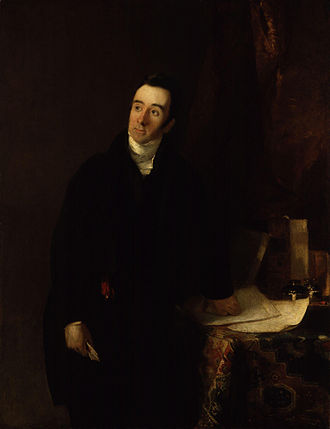 Francis Jeffrey, Lord Jeffrey - An 1820 portrait of Lord Jeffrey by Andrew Geddes