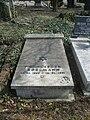 Franciszek Edelman grave.jpg