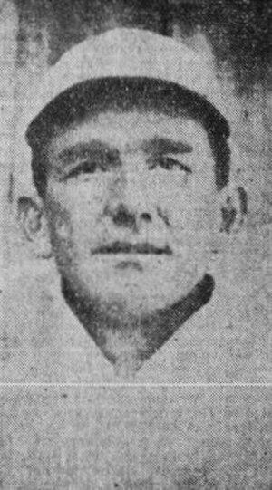 Frank Murphy (baseball) - Image: Frank Murphy 1910