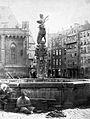 Frankfurt Am Main-Gerechtigkeitsbrunnen von Nordosten-Carl Friedrich Mylius-um 1865.jpg