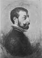 Franz von Lenbach - Bildnis des Malers Franz Anton Brentano, 1884.png