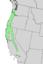 Fraxinus latifolia range map 5.png