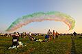 Frecce Tricolori @ Radom Airshow 2011 (6105308304).jpg