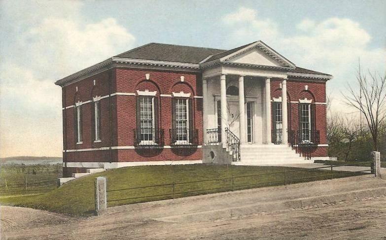 Frederic C. Adams Library, Kingston, MA