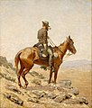 Frederic Remington - The Lookout - 43.19 - Museum of Fine Arts.jpg