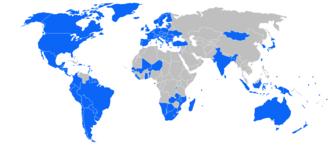 Världens demokratier