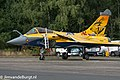 French Air Force Dassault Rafale c-n 107 (113-HJ) at Kleine Brogel Air Base.jpg