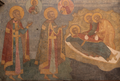 Frescos in Cathedral of the Archangel in Moscow - north wall 02.png