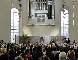 Peace Prize of the German Book Trade - Ceremony in 2009