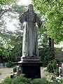 Friedhof Wilmersdorf - Grab Michael Lock 01.jpg