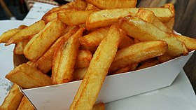 image illustrative de l'article Frite